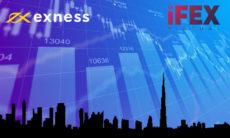 Exness sponsors iFEX