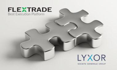 FlexTradeSystemspartners with LyxorAsset Management