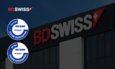BDSwiss obtains two ISO certifications