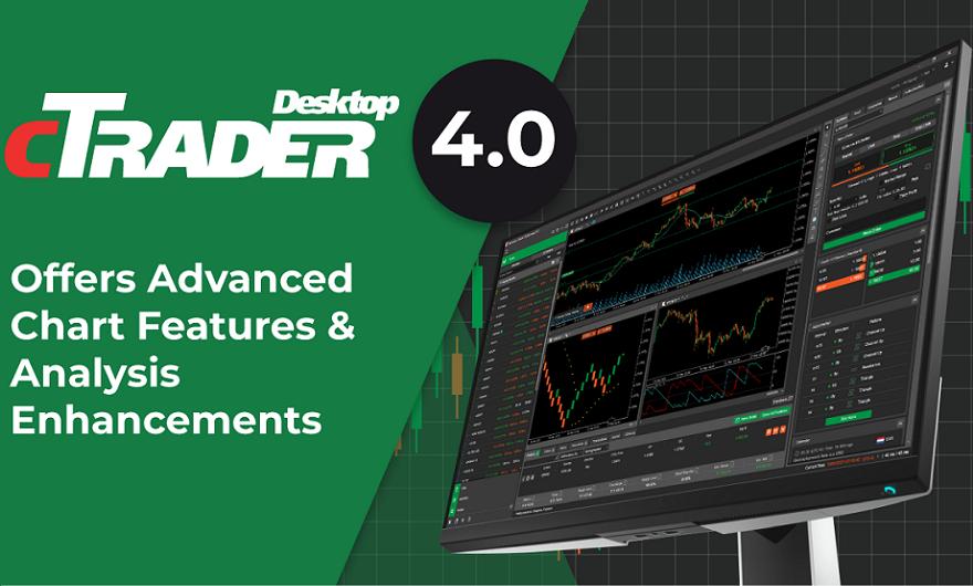 Spotware releases cTrader Desktop 4.0 version