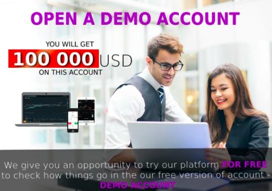 FXC Demo Account