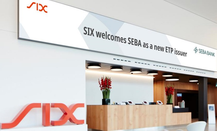 SEBA Bank joins the Swiss Stock Exchange as new product issuer