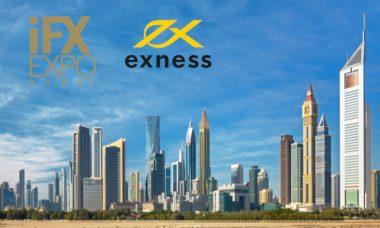 Exness to sponsor iFX EXPO Dubai as official global partner