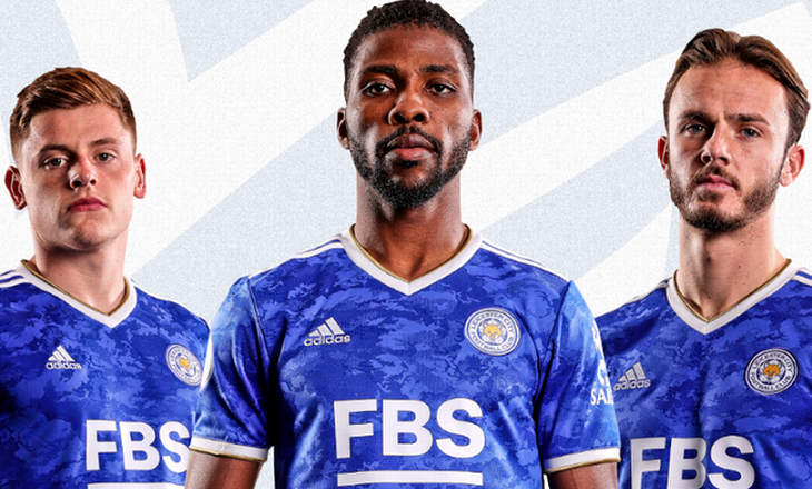 FBS to appear on Leicester City's shirt as part of 3-year sponsorship