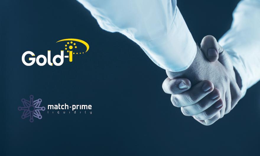 Gold-i Matrix NETwork to offer liquidity via Match-Prime