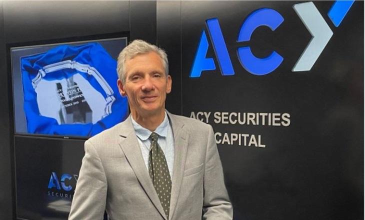 Market veteran Clifford Bennett joins ACY Securities as Chief Economist