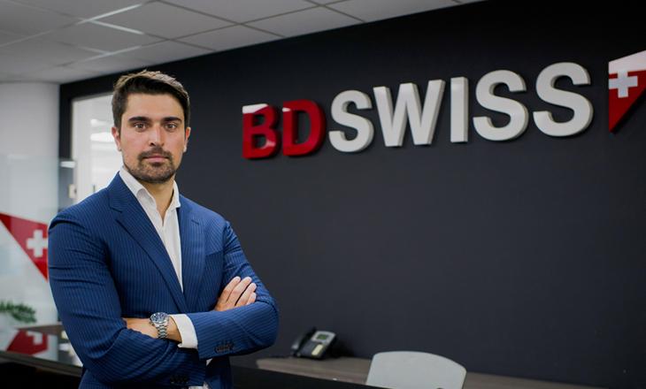 In talks with BDSwiss' Chief Revenue Officer, Francesco Ceccarini