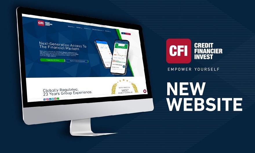 Credit Financier Invest New Website