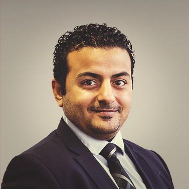 Mohamed Rashad, Exiniti