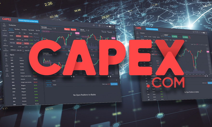 CAPEX.com secures $21 million in a new funding round