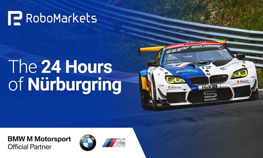 Nürburgring 24 bmw robomarkets