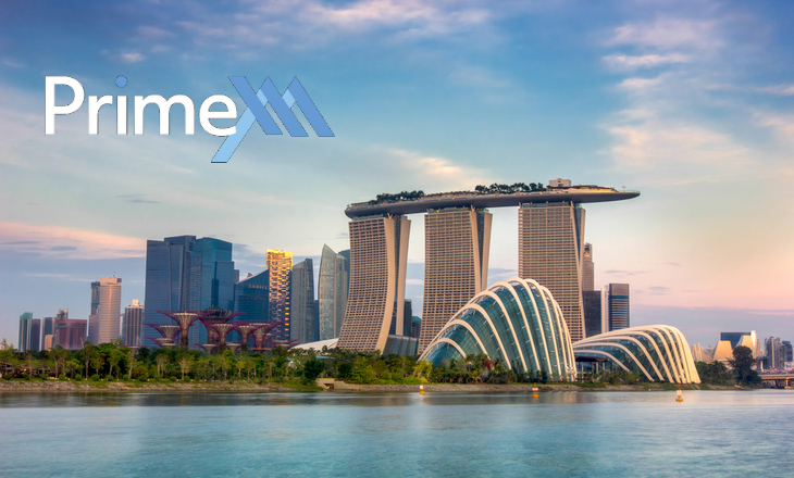 PrimeXM expands in Asia with new data centre in Singapore