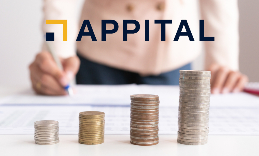 Appital obtains £2.5m funding led by Frontline Ventures