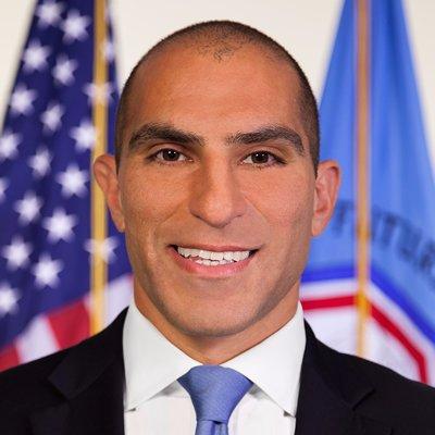 Rostin Behnam, CFTC
