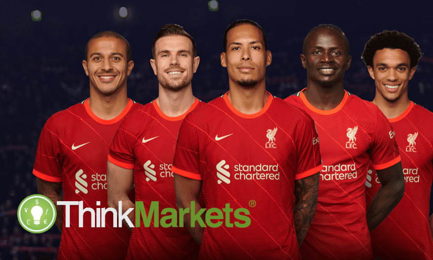 ThinkMarkets becomes official trading partner of Liverpool FC