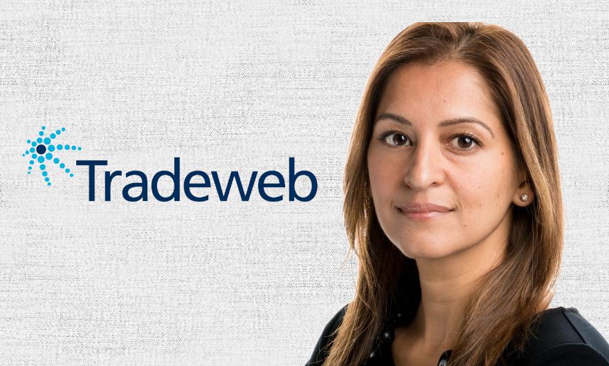 Sara Furber joins Tradeweb as its new CFO