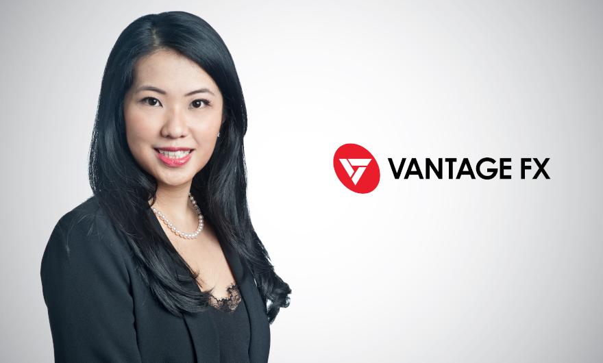 Vantage FX Appoints Geraldine Goh As its New Global Marketing Director