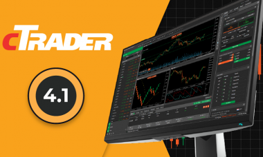 cTrader Web & Desktop 4.1 now allows users to make crypto deposits