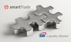 smartTrade Technologies and Japanese FX company SBI Liquidity Market expand partnership