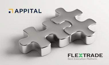 FlexTrade - the first EMS provider to integrate with Appital's bookbuilding platform