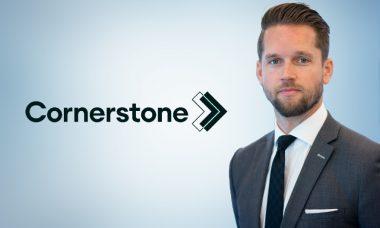 Cornerstone appoints Robert O'Brien to lead new Dubai office