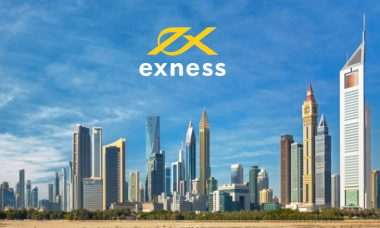 Exness joins Dubai Forex Expo