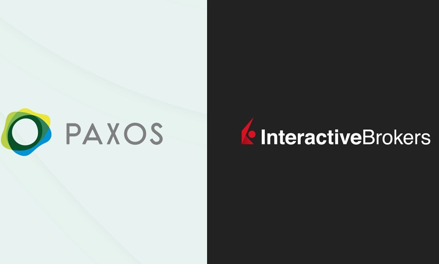 Interactive Brokers Group announced crypto trading launch via Paxos