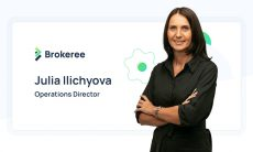 Executive Interview with Julia Ilichyova, operations director in Brokeree Solutions