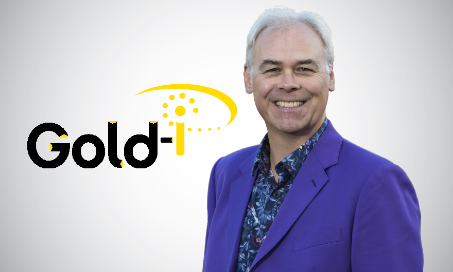 LeapRate interview with Tom Higgins, Gold-i