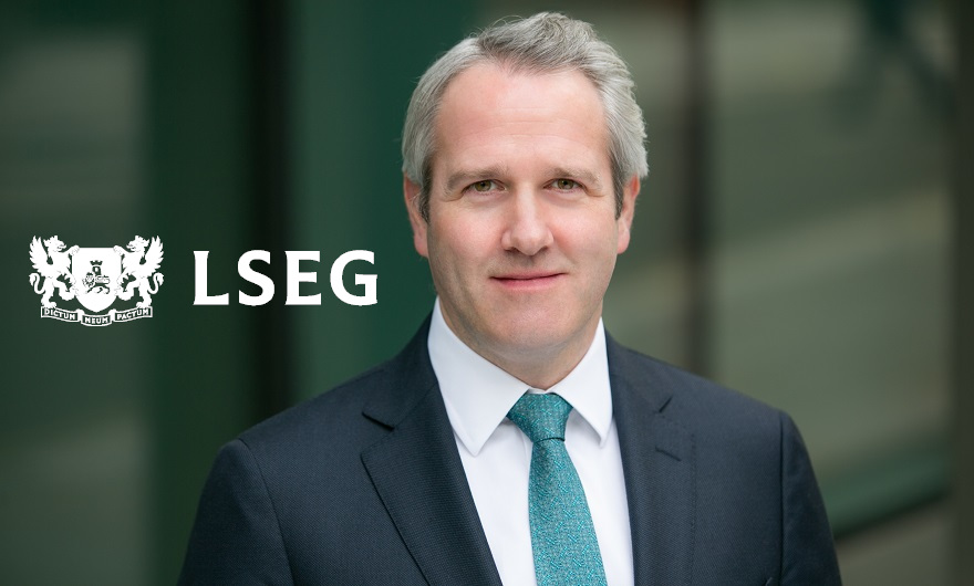 LSEG names Ivan Gilmore Head of Cash Equities for LCH